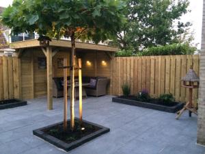 Overkapping In Tuin : Overkapping tuin u henk scholing bouwbedrijf